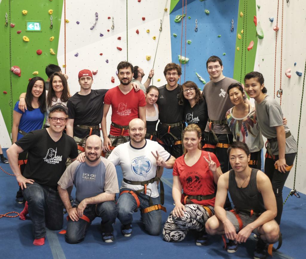 Rock Climbing 2016